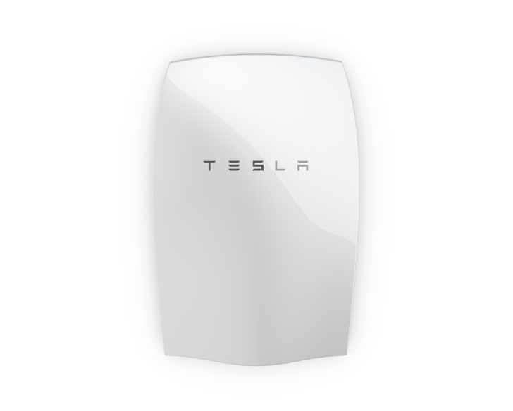Tesla Power wall front view